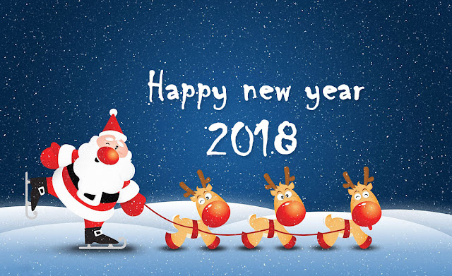 ( #50+**) Happy New Year 2018: Wishes & Messages