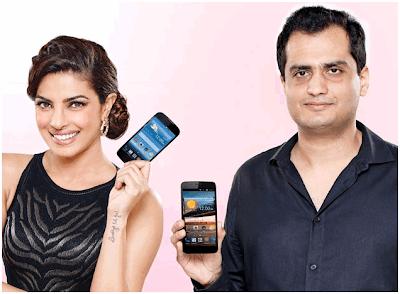 QMobile brings Priyanka Chopra QMobile LINQ Series of Smartphones