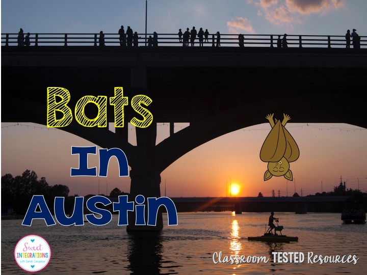 Is your class going batty about bats? Bats are very popular here in Austin. Learn about Texas bat books and resources to teach your class about bats.