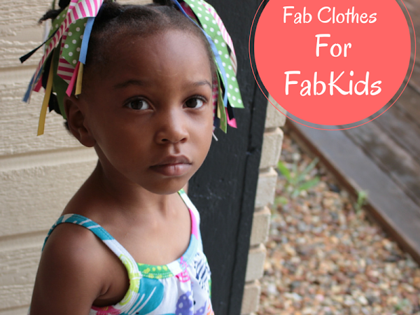 Fab Clothes for Totally FabKids - June 2015