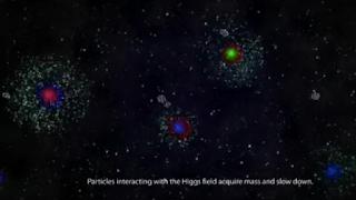 Bagaimana Partikel Tuhan (Higgs Boson)  Bekerja di alam semesta