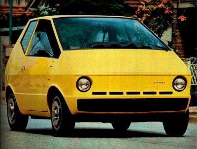 Mini Puma - 1975 -Foto: Hiroto Yoshioka