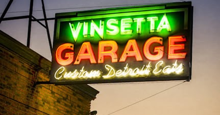 Reviews of Movies TV shows  metro Detroit Restaurants Restaurant Review Vinsetta Garage