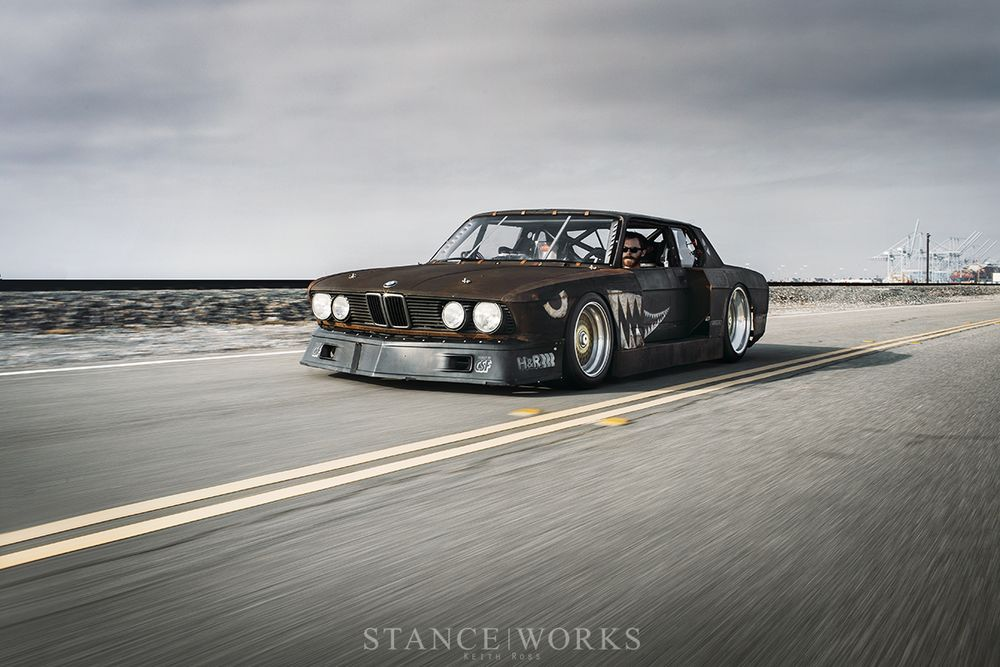 http://www.stanceworks.com/2017/10/legends-never-die-rusty-slammington-the-unkillable-bmw-e28/