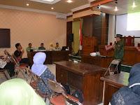 Kemenag Nganjuk Gelar Pemilihan Guru dan Kepala Madrasah Berprestasi