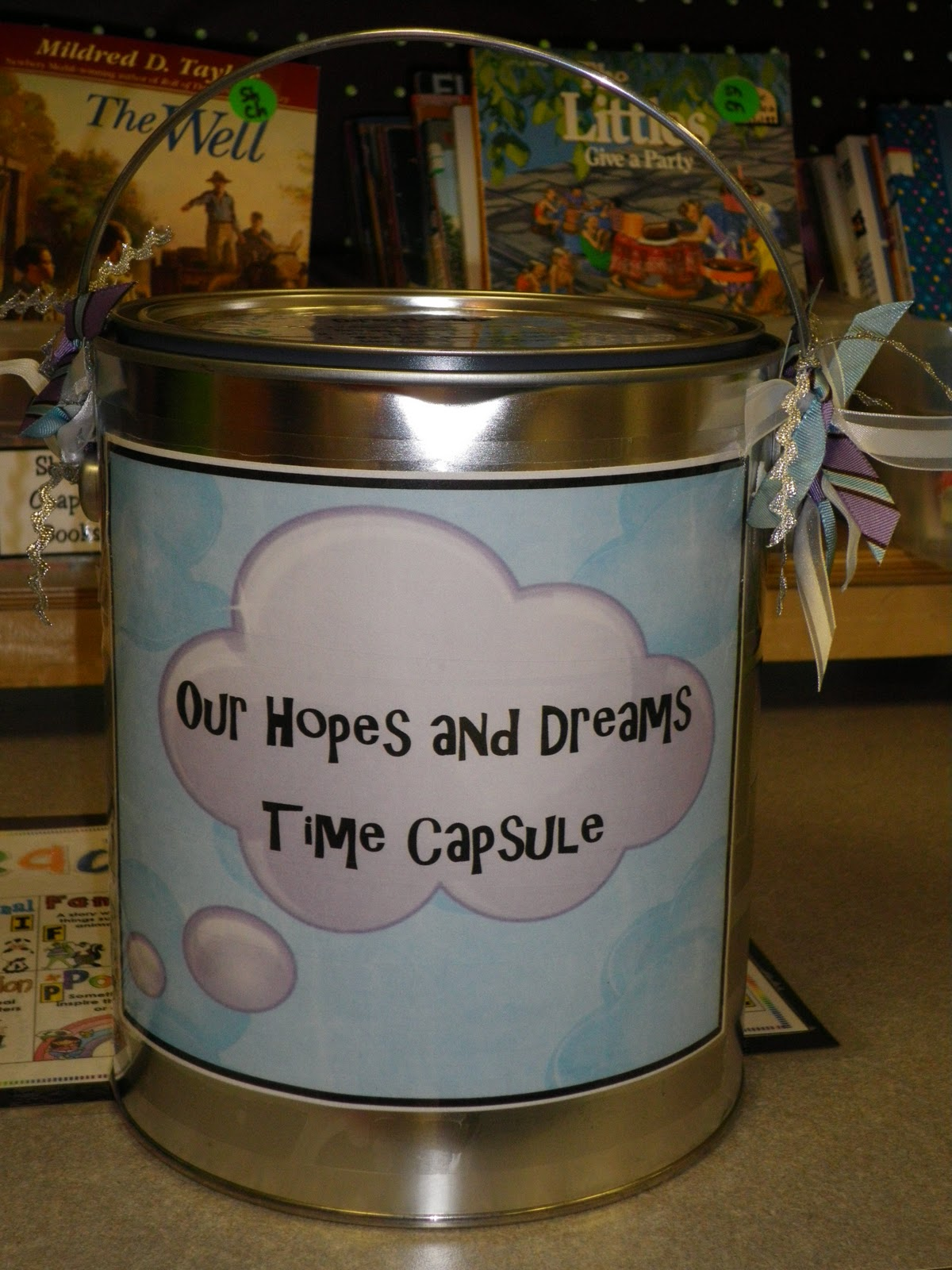Fabulous In Fifth Hopes And Dreams Time Capsule