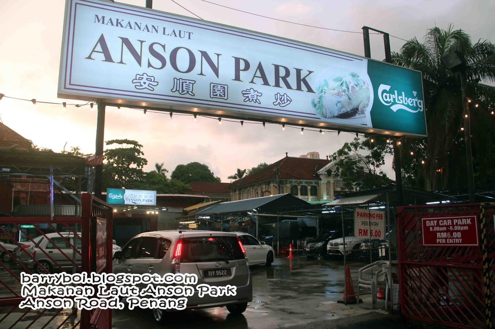 Daily Moments By Barryboi Anson Park Food Corner At Anson Road Penang