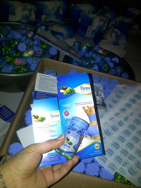 Ready stock BSH BODY SLIM HERBAL Original BSH MURAH