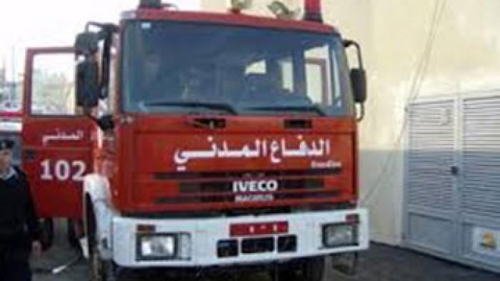 عاجل.. حريق بجانب أسوار القلعة وسيارات الحماية المدنية تهرع لــ مكان الحادث