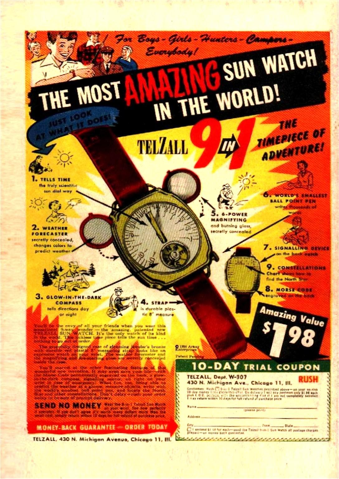 Read online Detective Comics (1937) comic -  Issue #166 - 52