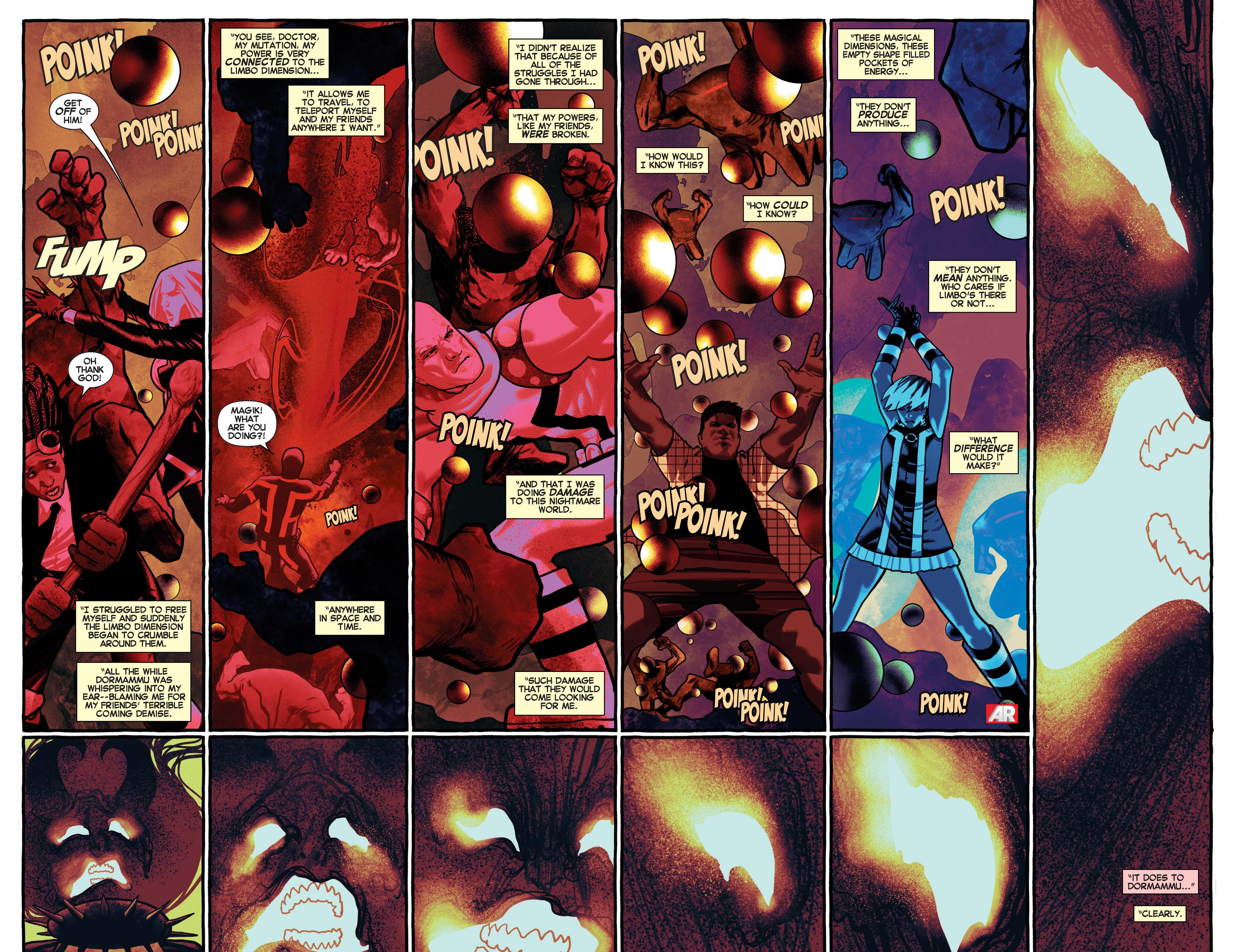 Read online Uncanny X-Men (2013) comic -  Issue # _TPB 2 - Broken - 26