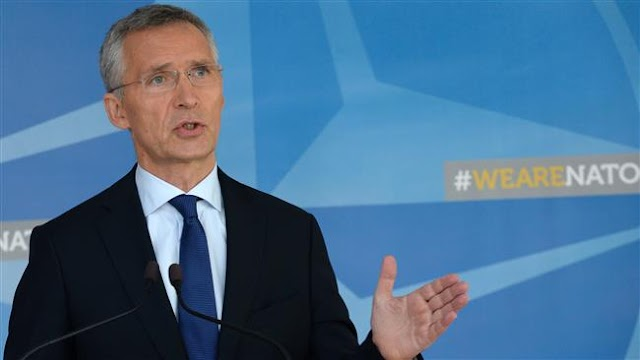 Relations between Western military alliance and Russia are experiencing most difficult times since Cold War: NATO's Secretary General Jens Stoltenberg
