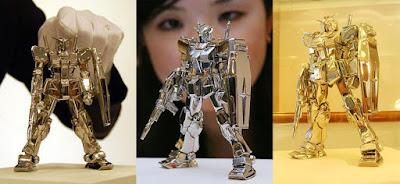 Gundam Fix Platinum, Robot Gundam termahal sejagad