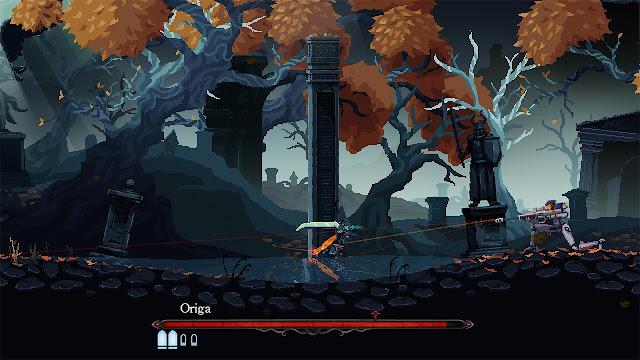 pixel art action games