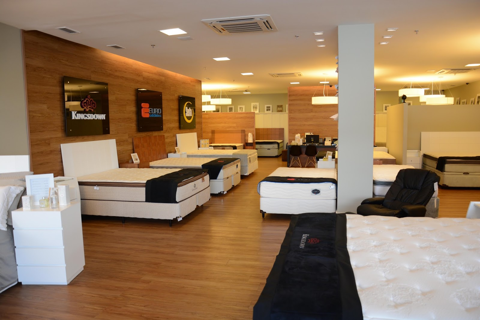 loja de fabrica sofa e colchoes porangaba ashley furniture leather quality reviews euro colchões inaugura com novo layout em campo
