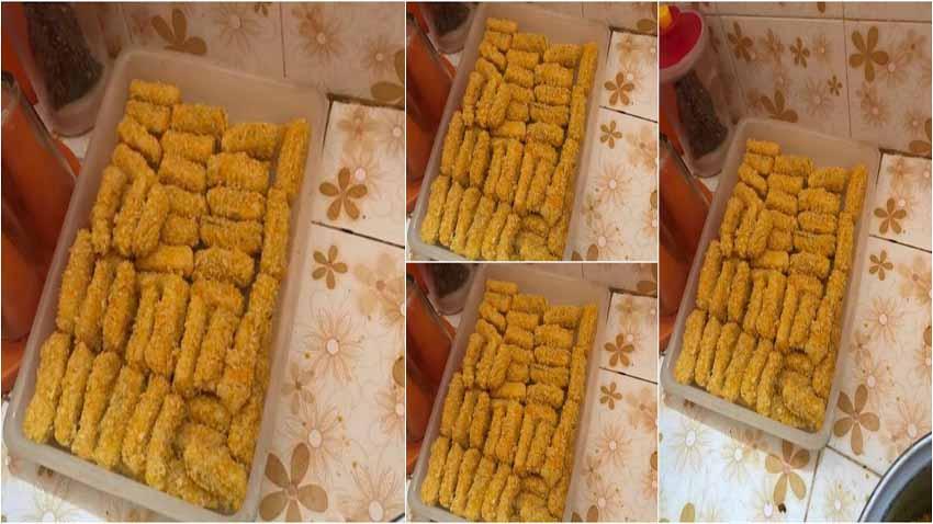 Resep Membuat Pisang Crispy Ala Bunda Vita Androlla
