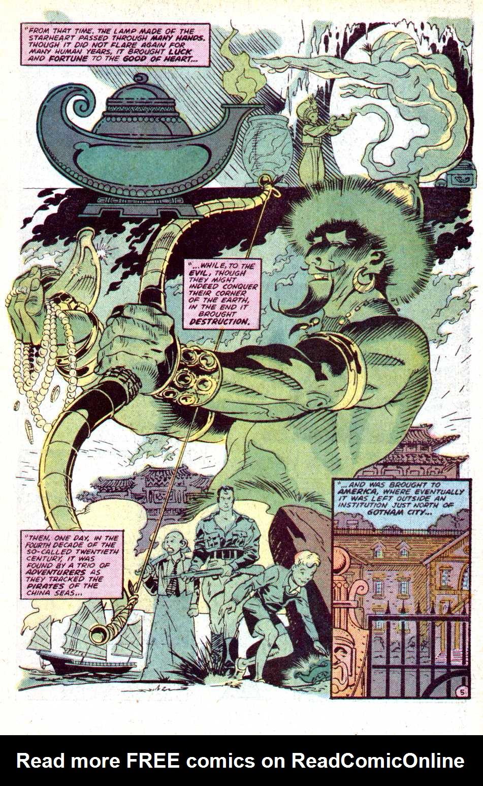 Read online Secret Origins (1986) comic -  Issue #18 - 22