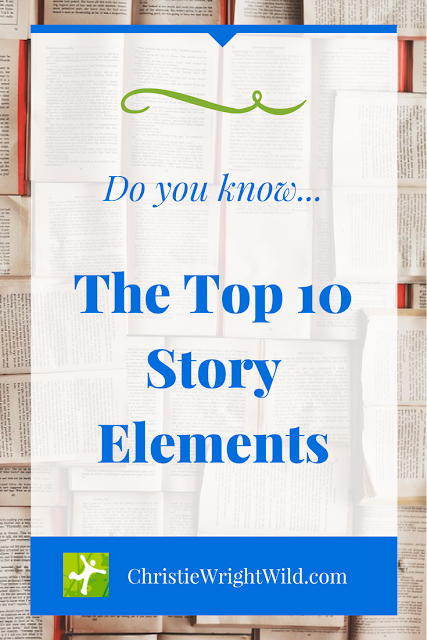 Top 10 Story Elements for Picture Books || novel writing elements | the craft of writing | how to write a book