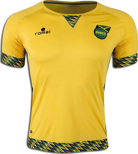 c7cc05074e Compre camisas da Jamaica e de outros clubes e seleções de futebol