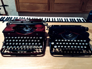 Royal Typewriter Underwood Typewriter