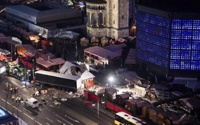 El lugar donde ocurrió el ataque es uno de los más visitados durante la época navideña.