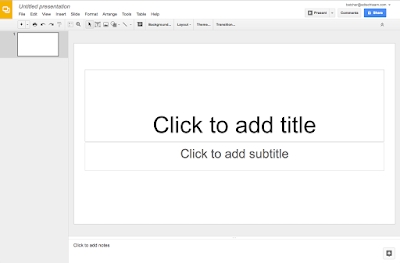 Desktop Publishing the Easy Way with Google Slides