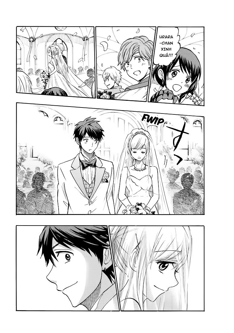 Yamada kun to 7 nin no Majo Chap 243 - Trang 19