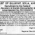 Gujarat High Court Recruitment 2016 For Private Secretary, English Stenographer Grade-II