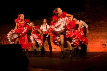 revisión bailarines trajes en Murcia