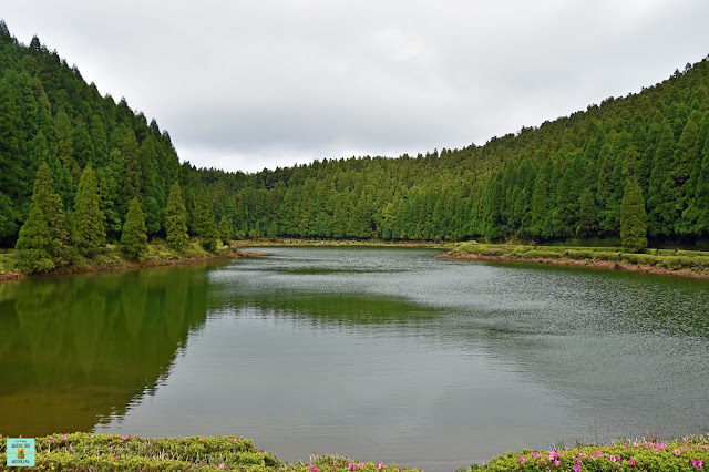 Lagoa Empadadas, Sao Miguel (Azores)