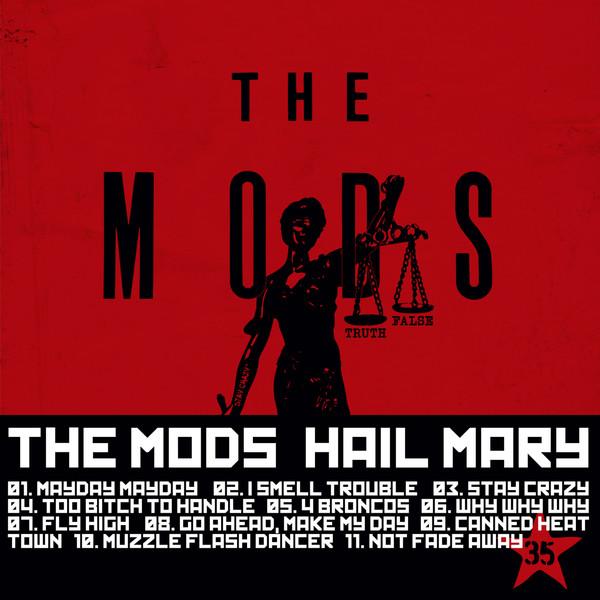 [Album] THE MODS – HAIL MARY (2016.03.23/MP3/RAR)