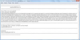 Scarab-Decrypts Ransomware