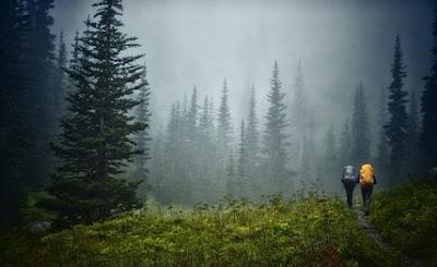 Tips mendaki saat musim hujan