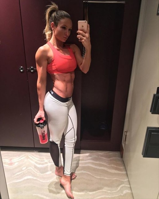 Paige Hathaway Fitness model 2