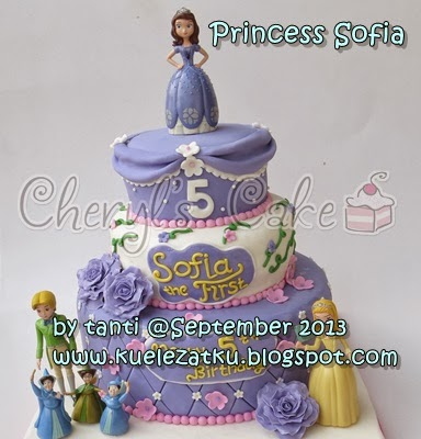 Princess Sofia Cupcake Cake Game