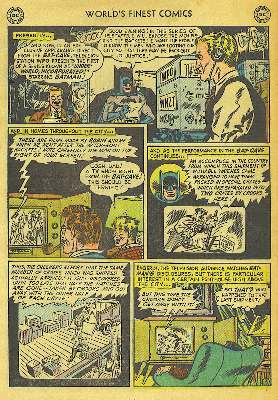 Read online World's Finest Comics comic -  Issue #57 - 55