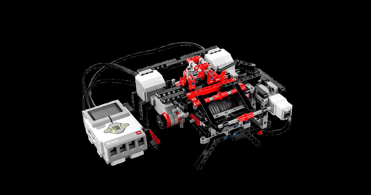 Lego Ev3 Manual