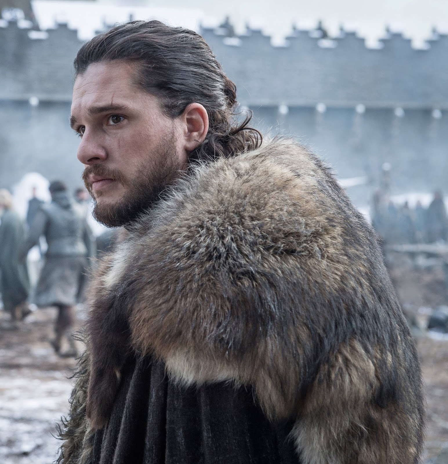 What you missed in the 'Game of Thrones' season 8 photos
