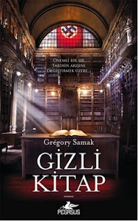 Gizli Kitap - Gregory Samak - EPUB PDF İndir
