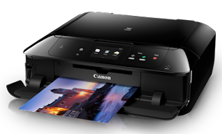 printer as well as scanner operate really good as well as chop-chop Canon Pixma MG7770 Driver Download