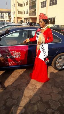 'Lolo Igbo' Gets Car Key, Signs Deal at Last!