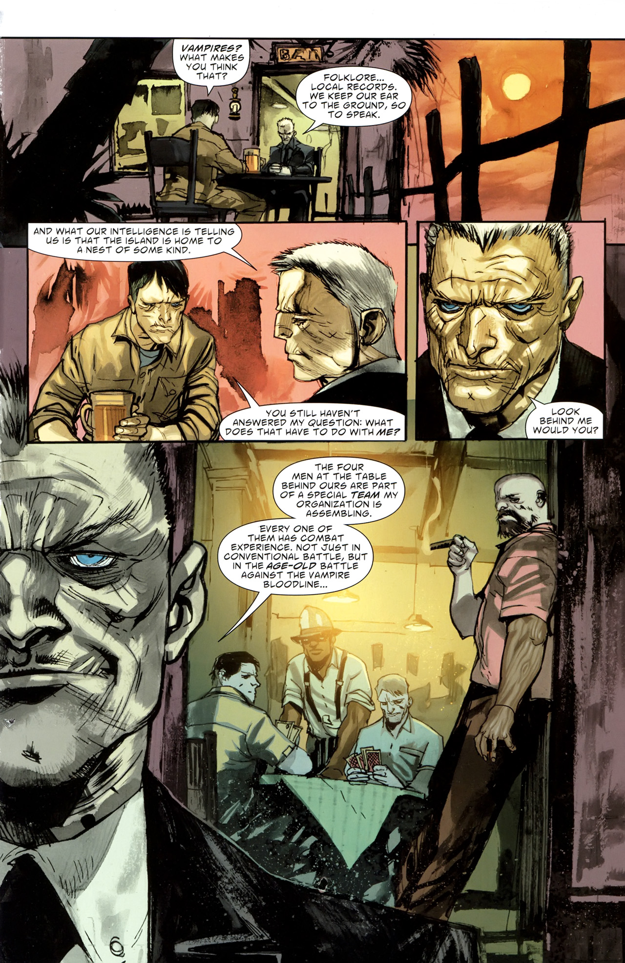 Read online American Vampire comic -  Issue #13 - 12