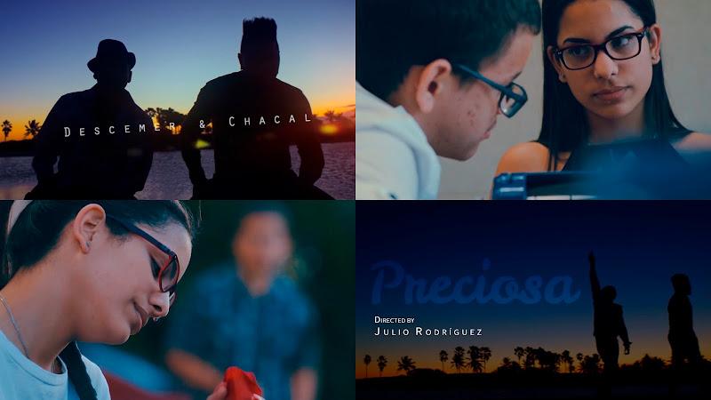 Descemer Bueno y El Chacal - ¨Preciosa¨ - Videoclip - Director: Julio Rodríguez. Portal del Vídeo Clip Cubano