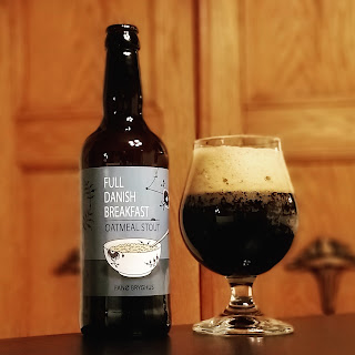 Full Danish Breakfast stout fra Fanø Bryghus