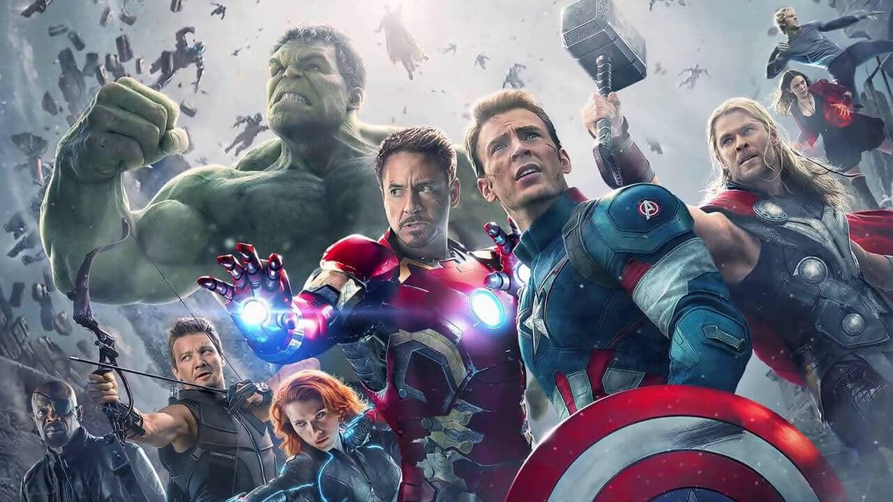 Especiales] El camino a \'Vengadores: Infinity War\': La fase 2 | Los ...