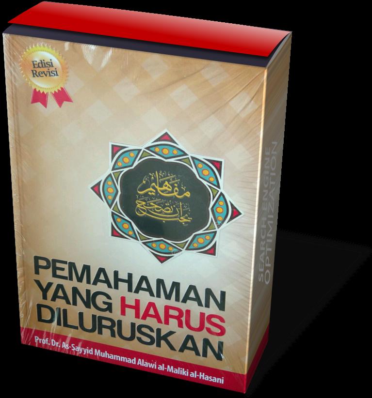 Distributor Kitab Mafahim Yajibu an Tushohhah Original di Tergo Kudus