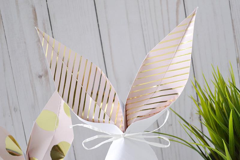 Celebrate It Medium Glossy White Paper Bag