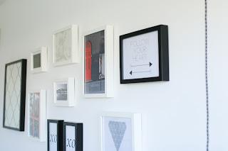 decoração de interiores Porto; gallery wall; interior design; design de interiores.
