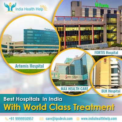 Top 5 Hospitals in India