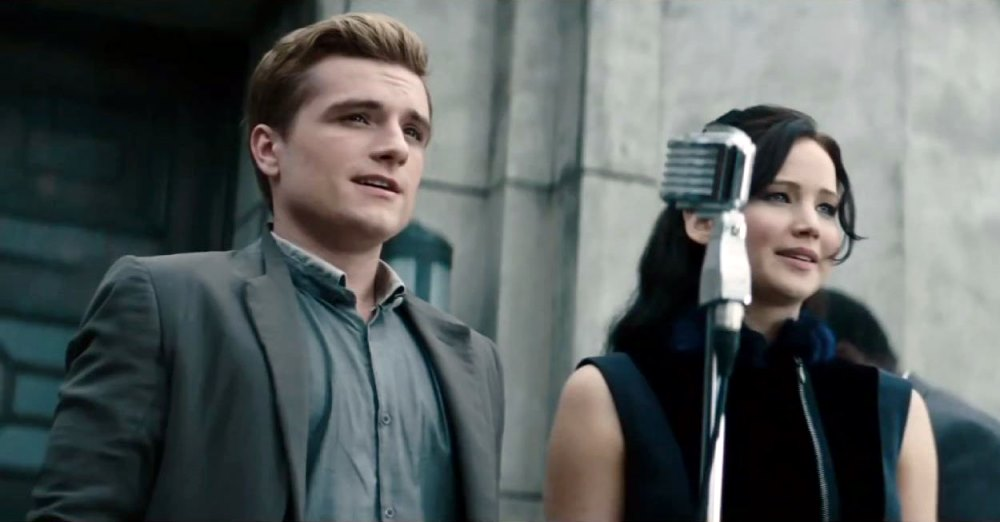 Katniss Everdeen e Peeta Mellark